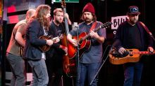 Greensky Bluegrass Perfroms At BUILD Series NYC