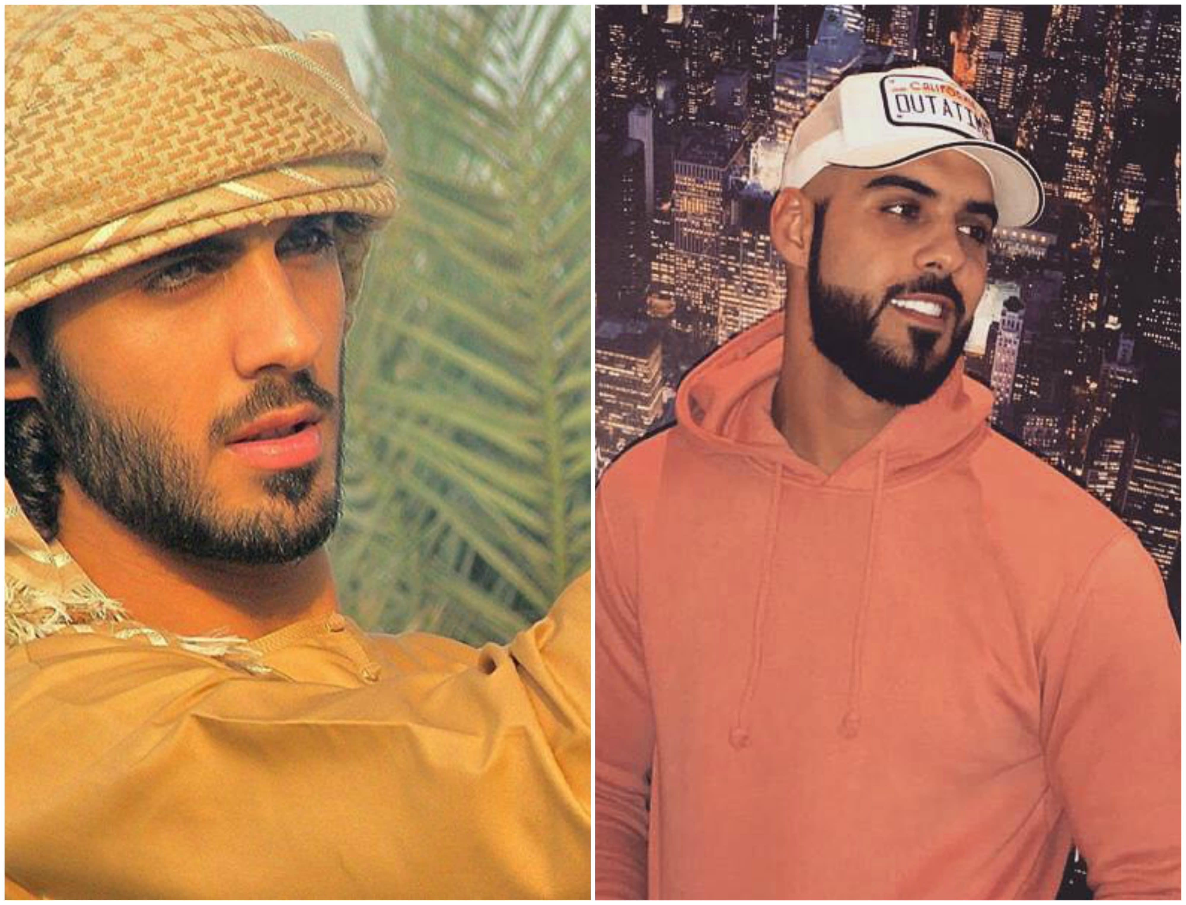 Omar Borkan El Hombre Más Guapo Del Mundo Se Muestra: Así Luce Ahora Omar Borkan, El Hombre Expulsado De Arabia