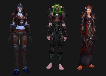Outland Reputation Battlegear