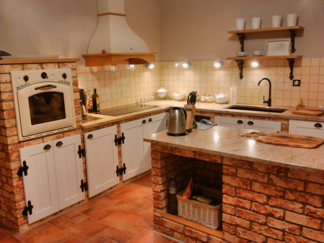 Ilha De Cozinha Rustica Cozinhas Com Ilha No Blog Detalhes Magicos