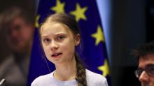 Greta Thunberg says the EU's climate plan 'amounts to surrender'