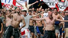 England fans told: don't display flag of St George in Russia
