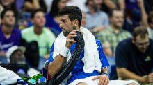 """VIDEO - Djokovic menace un spectateur à l'US Open : """"Je vais te retrouver"""""""