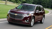GM drops turbo-four engine from Chevy Traverse