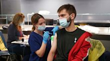 When could double-vaccinated people face fewer COVID restrictions?