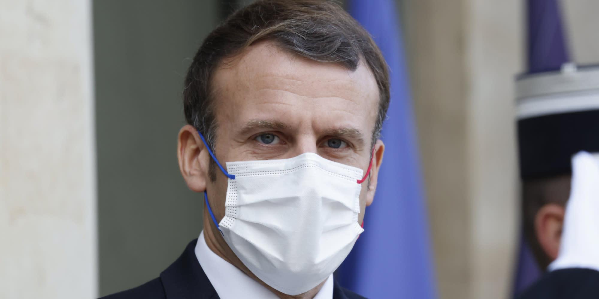 "Coronavirus : Macron juge ""contre-productif"" de rendre le vaccin obligatoire"