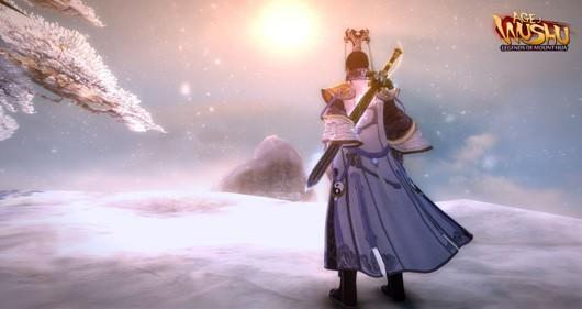 Age of Wushu's Legends of Mount Hua expansion launches
