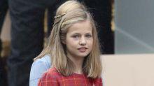 La enorme presión de la princesa Leonor en su 13 cumpleaños