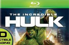 The Incredible Hulk Blu-ray brings Green Ray, BD-Live October 21