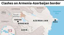 12 people dead in fighting on Armenia-Azerbaijan border