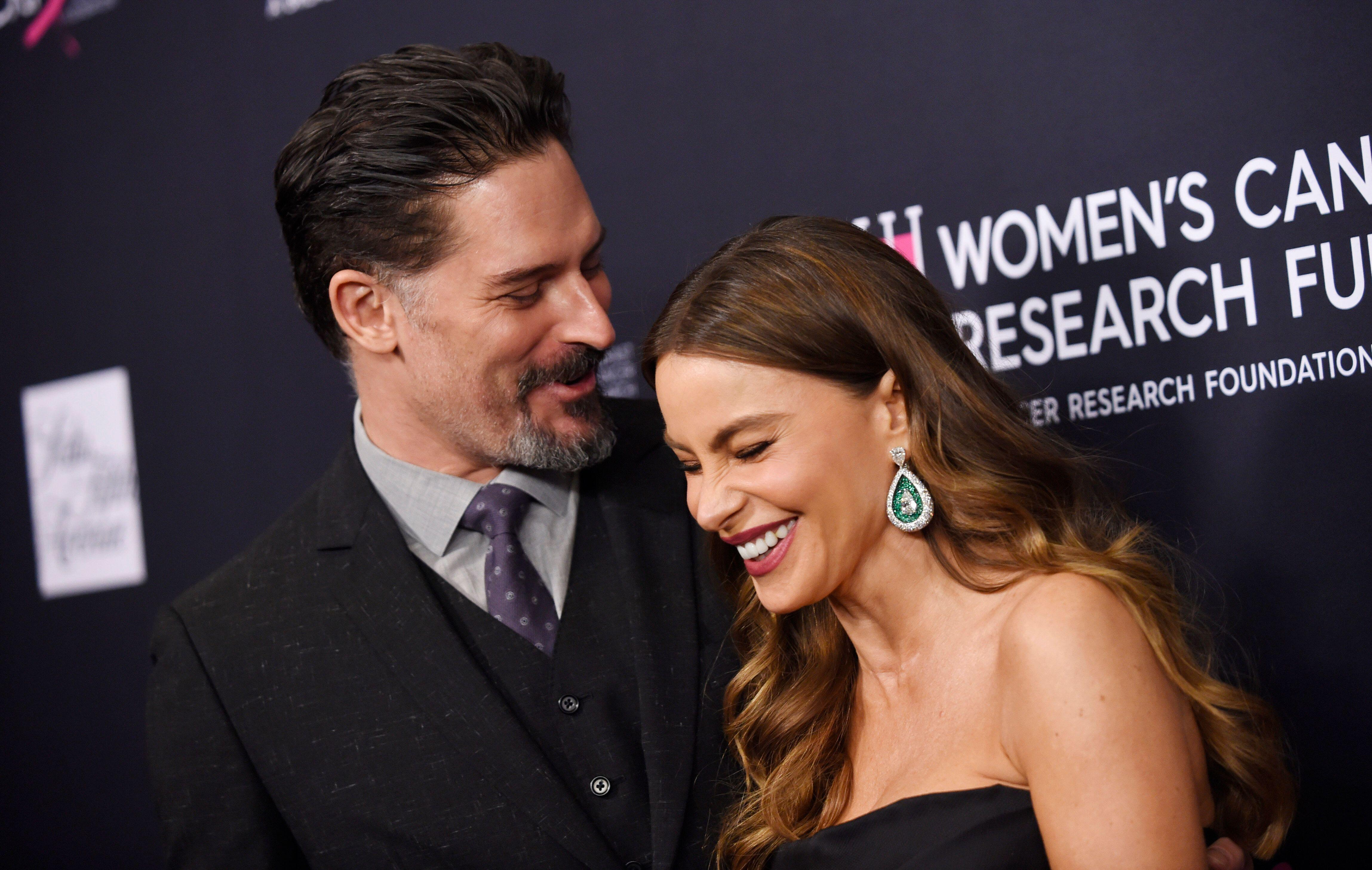 9d1669a0e55 Joe Manganiello gushes about wife Sofia Vergara