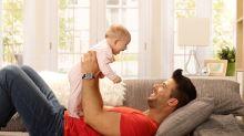 Depression Can Affect New Fathers, Too
