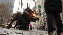 Dow on track to end 8-day losing streak with Exxon, Chevron leading the way