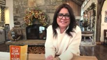Rachael Ray gets choked up showing her Christmas decor after losing everything in house fire