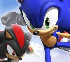 Sonic Rivals character profiles and concept art