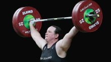 Laurel Hubbard, transgender weightlifter, very likely to qualify for Olympics