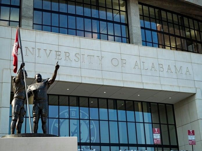 On the Tuscaloosa campus, 12 more faculty and staff also tested positive for the virus since last Friday.