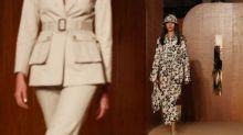 Alexa Chung's designer debut sees London tomboy meets Parisian chic