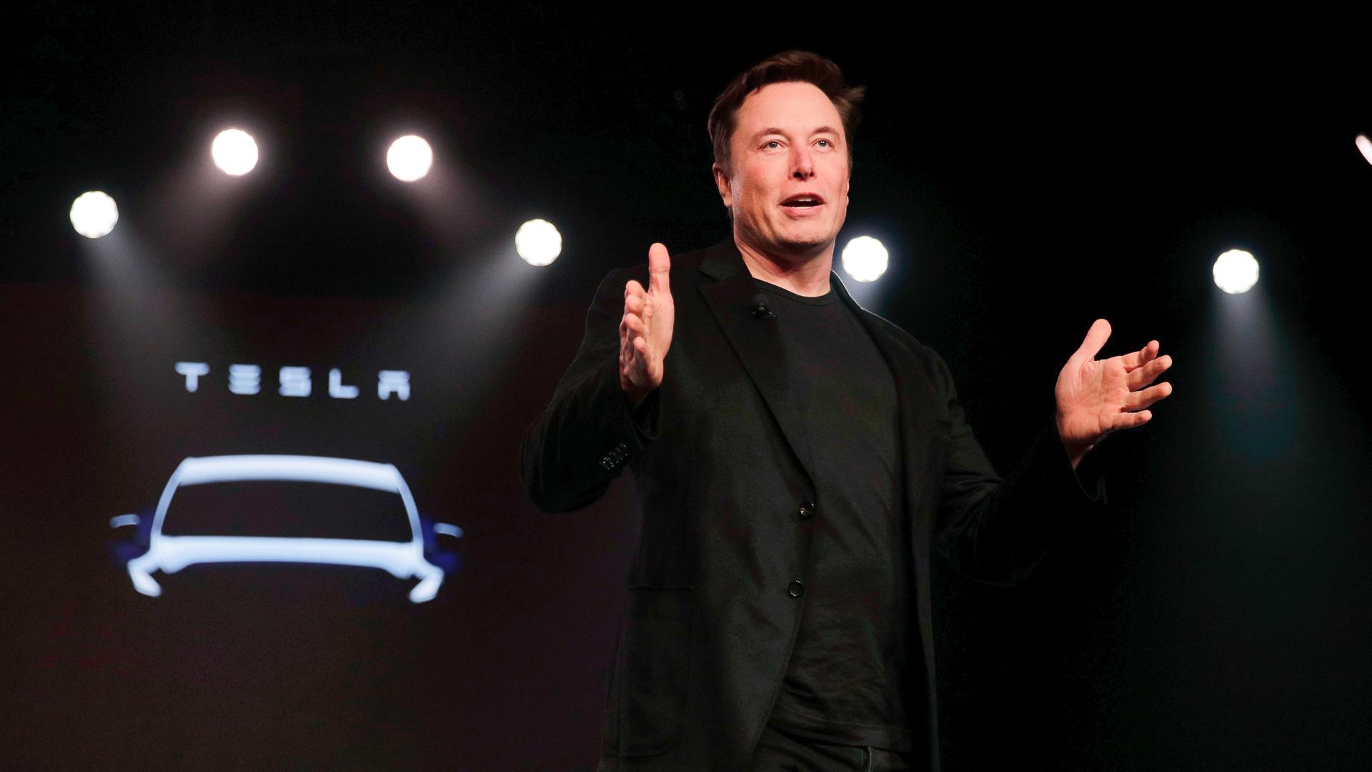 """""""Don't Sell a Share,"""" Says Billionaire Even as Tesla Stock Dips"""