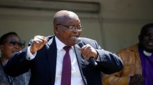 South Africa's ex-leader Zuma, accused of graft, hits out at successor