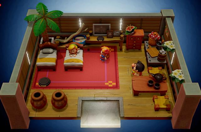 The Link's Awakening remake feels exactly like it should