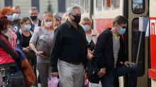 Ukraine may face new jump in coronavirus cases - minister