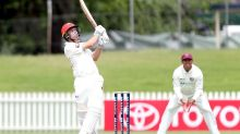 Hunt ton, SA claim draw vs Vic in Shield