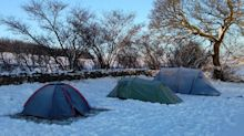 Why I go camping in the snow