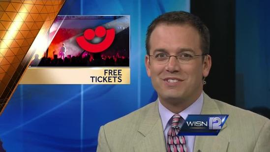 200 Summerfest tickets to be given out today