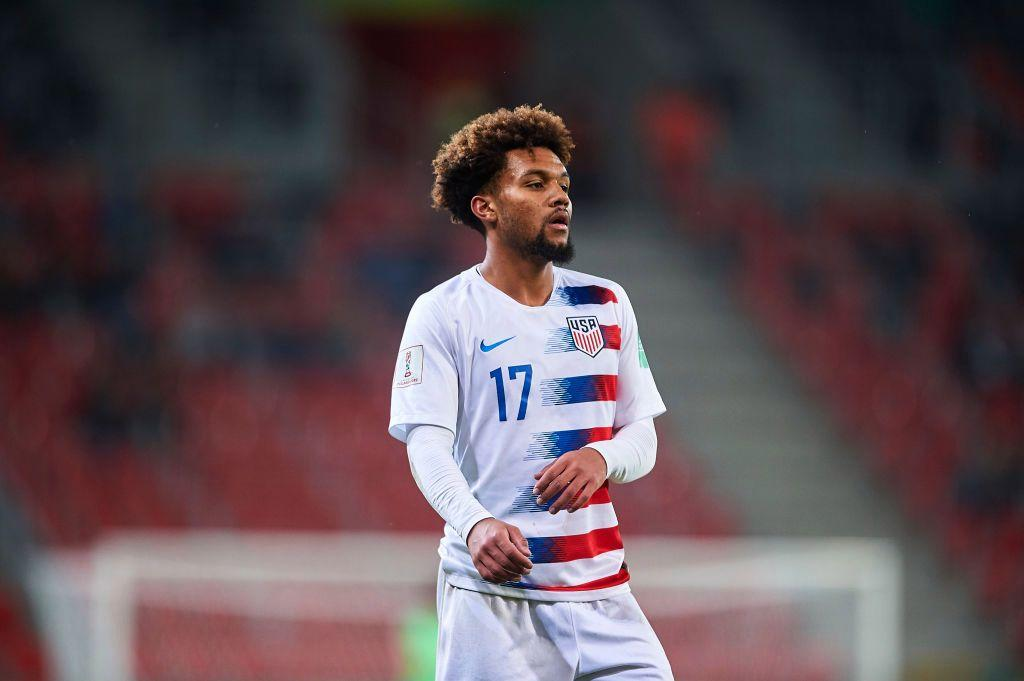 Barcelona S Us Youngster Usmnt Can Win World Cup
