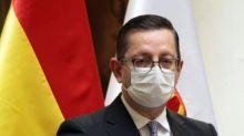 Ministro da Economia é 4º membro do gabinete boliviano com a COVID-19
