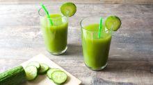 Suco de pepino é a bebida detox da vez e promete diminuir a ansiedade