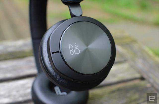 Bang & Olufsen's pricey H8i headphones are currently $250 at Best Buy