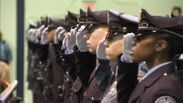 108 cadets graduate Camden County Police Academy