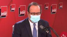 """Depuis les attentats de 2015, """"ce qui a été perdu, c'est l'idée de la paix durable"""", estime François Hollande"""