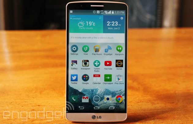 T-Mobile brings the LG G3 to the US on July 16th for $599 up front (update: Sprint)
