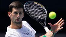 Djokovic hoping to keep young guns at bay