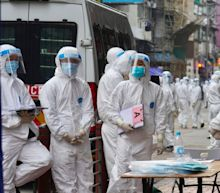 Hong Kong ordered into city's first Covid lockdown after outbreak