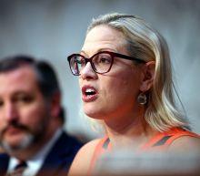 Sen. Kyrsten Sinema's thumbs-down on minimum wage vote reminds some of John McCain