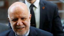 Iran will develop oil industry despite U.S. sanctions - Zanganeh says