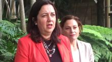 Tough negotiations ahead: Palaszczuk