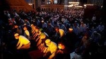 Turkey condemns Greek reaction to Hagia Sophia prayers