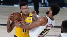 Lakers' Kyle Kuzma pushes for police reform