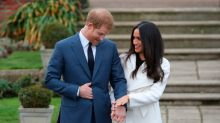 The nail color Meghan Markle wore for engagement photos is no coincidence