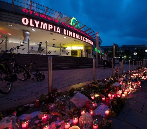 German Police See No ISIS Connection in Munich Massacre