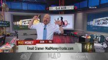 Cramer's lightning round: The key level for selling Kraft...