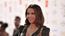 Kate Beckinsale: 'I'm dating Trevor McDonald NOT taking cocaine'