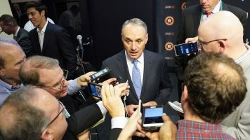 Astros controversy has MLB commish concerned