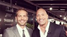 The Rock Opens Up About Paul Walker's Death