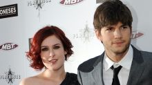 Ashton Kutcher Signs Over Home to Former Stepdaughter Rumer Willis
